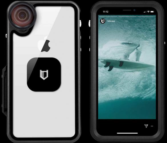 super popular 3dac7 71a32 HITCASE SPLASH W/ Accessory Waterproof Lenses Launches Nationwide ...