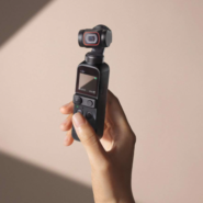 The New DJI Pocket 2 :: Capture Life's Meaningful Moments with DJI's Smallest Stabilized Mini 4K Camera